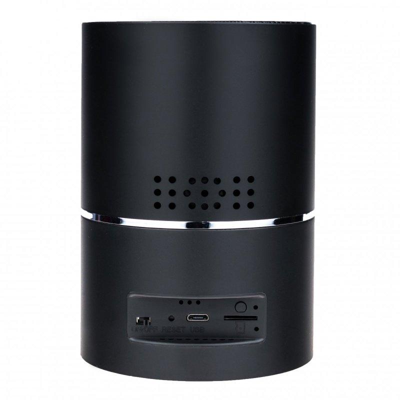 Skrytá kamera v bluetooth reproduktore Secutek SAH-IP022