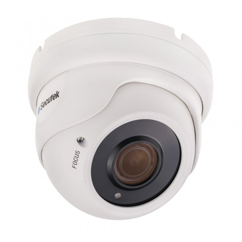 Secutek SLG-LIRDCACHT200ES - AHD dome Kamera Kuppelkamera mit Varioobjektiv