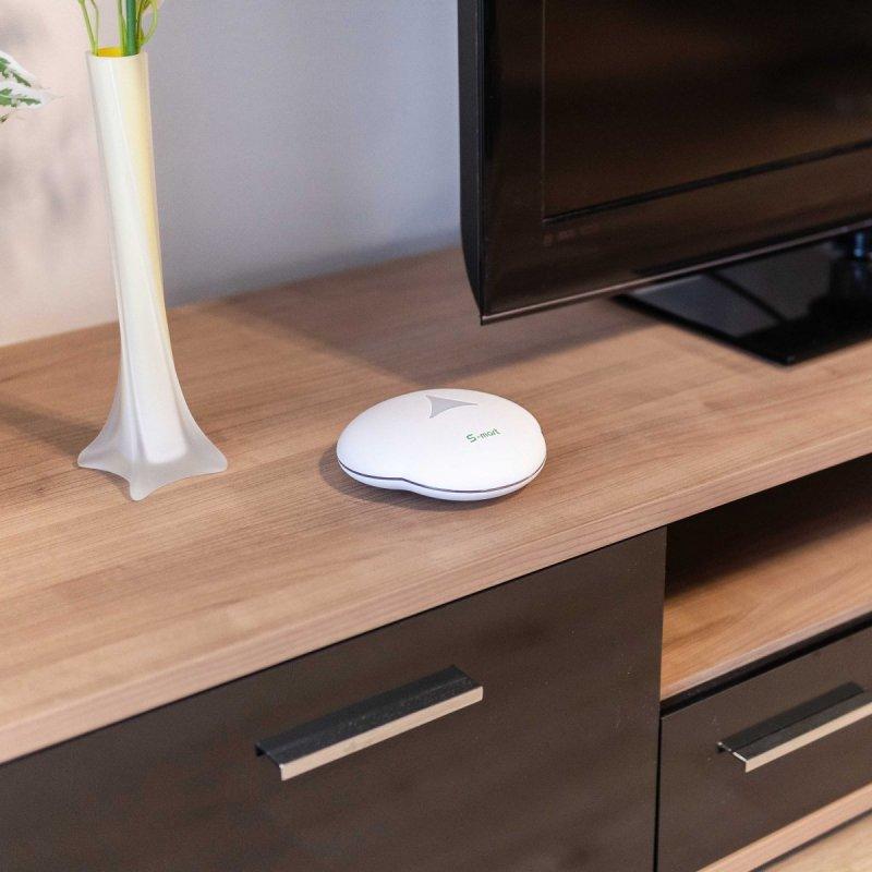 Otthoni WiFi riasztó Secutek hosszú üzemidővel GS-S3W