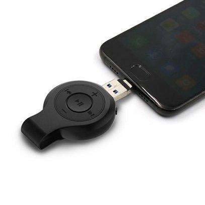 Digitales Diktafon UR-29 mit MP3 Player und Spracherkennung