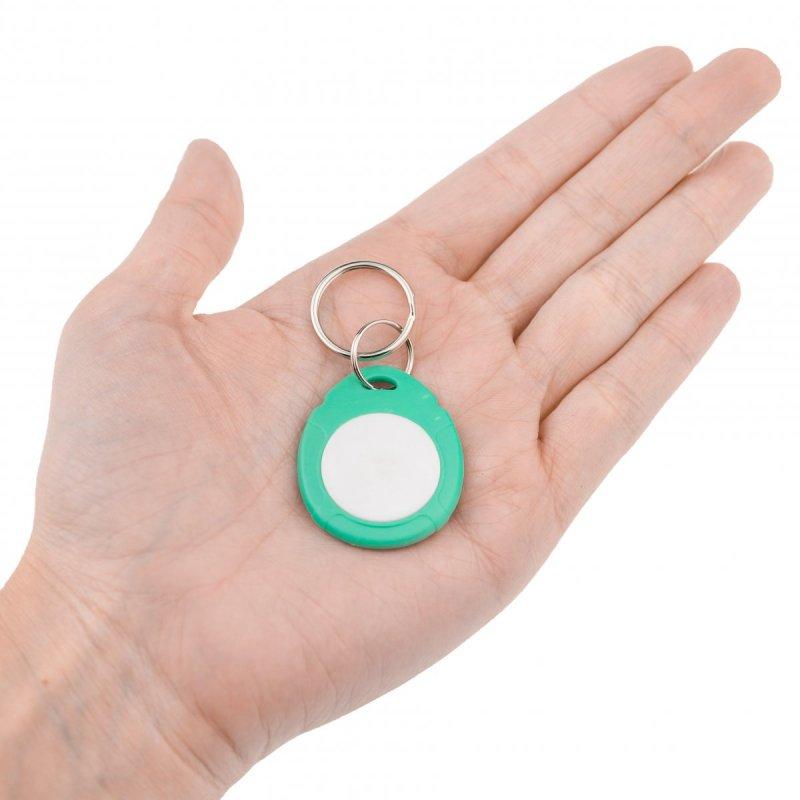 RFID bezkontaktná elektronická kľúčenka