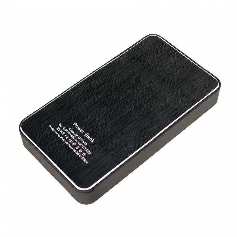 Külső akkumulátor rejtett Full HD kamerával Secutek SEG-P800