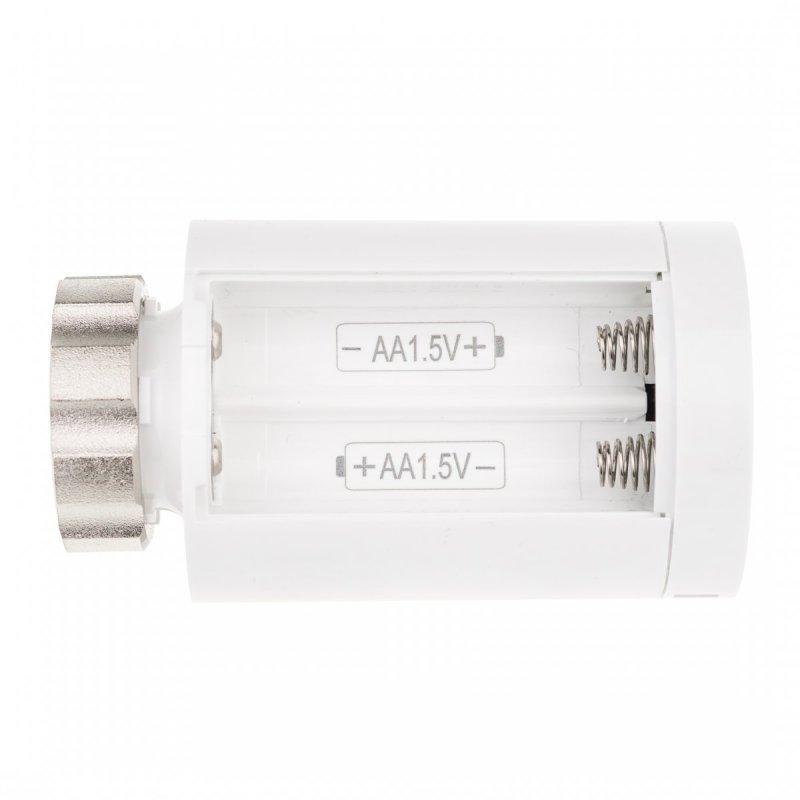 Chytrá termostatická hlavice Secutek Smart WiFi SSW-SEA801