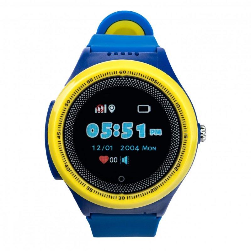 Detské GPS hodinky Secutek SWX-KT06
