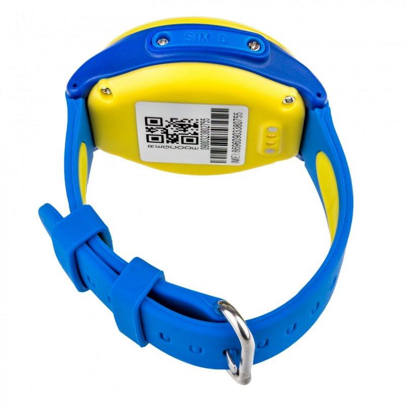 GPS karóra gyerekeknek Secutek SWX-KT06