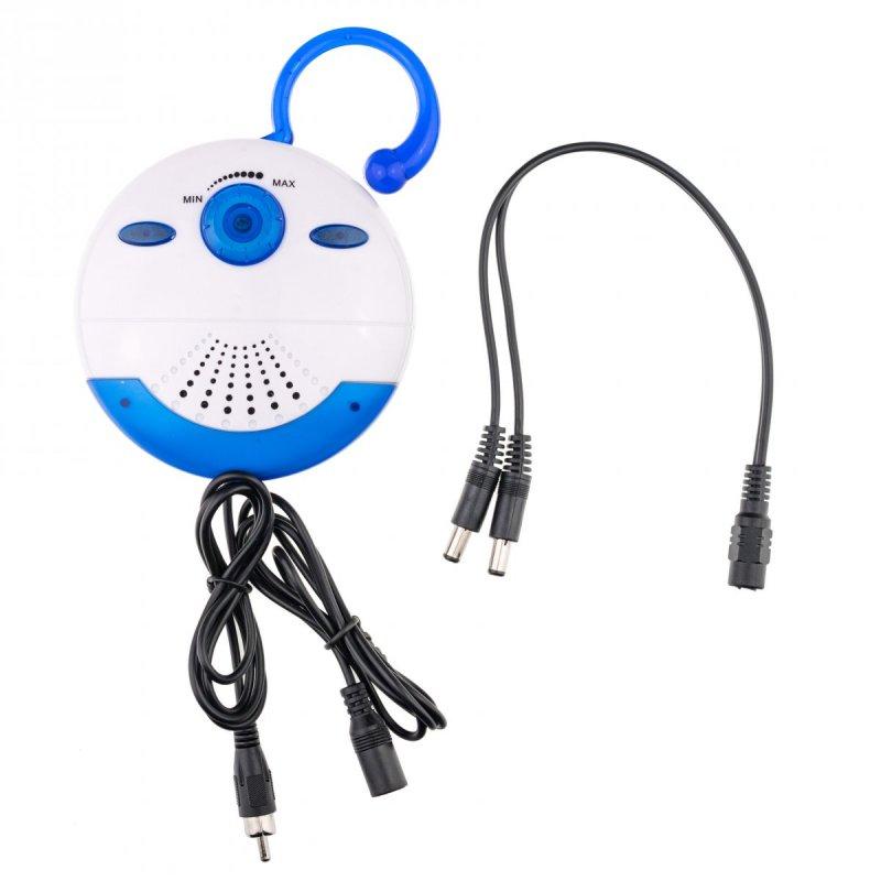 Venkovní reproduktor k SBS IP kamerám