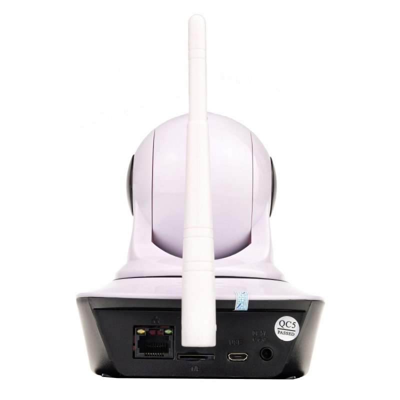 Indoor PTZ IP Kamera mit Aufnahme Secutek SBS-H65R