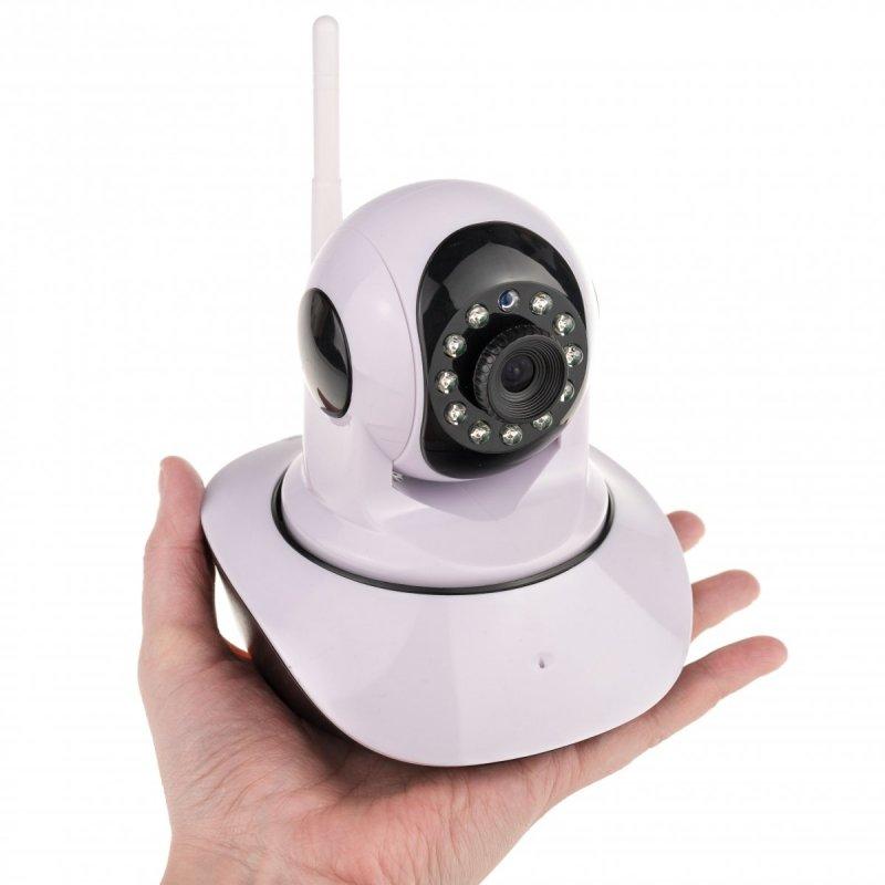 Indoorová PTZ IP kamera so záznamom Secutek SBS-H65R