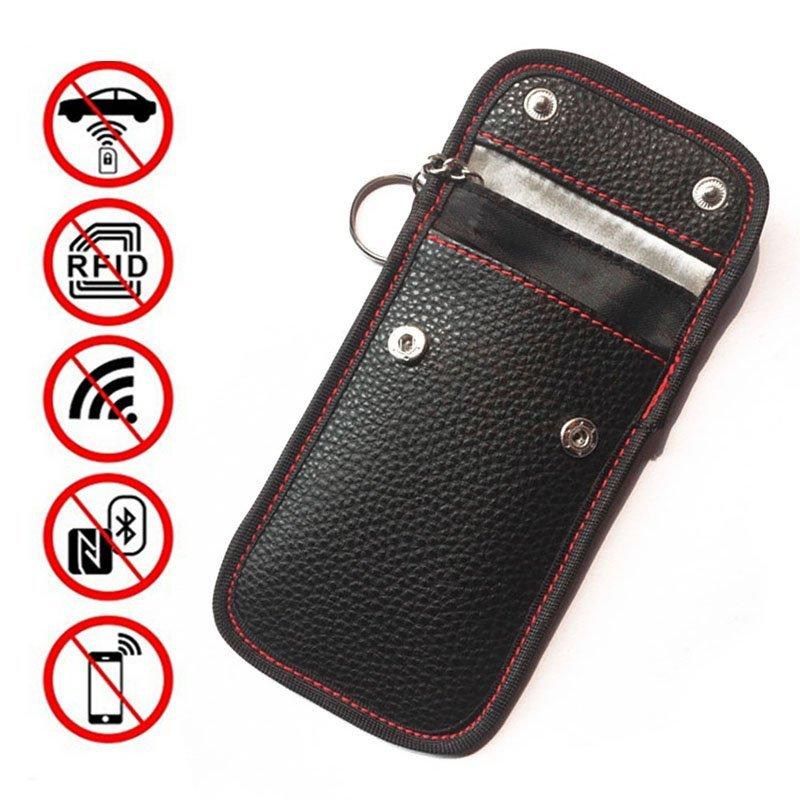 Bezpečnostní pouzdro pro bezklíčové auta Secutek SAI-OT83