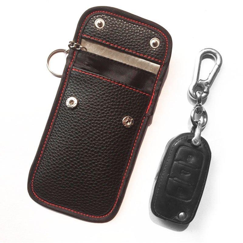 Bezpečnostné puzdro pre bez-kľúčové autá Secutek SAI-OT71