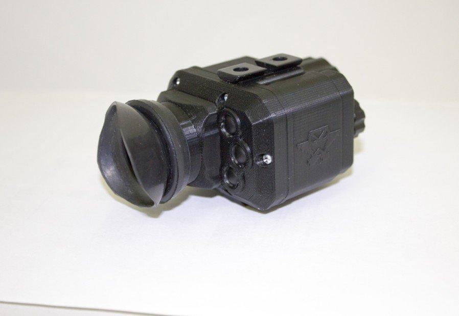 Tragbare Wärmebildkamera KATRAN-SM