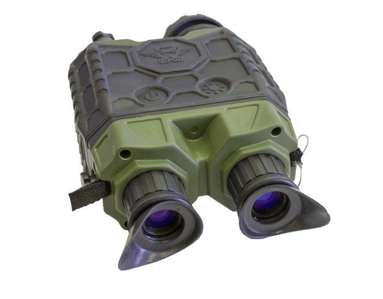 Elektrooptický dálkový detektor SPIN-2