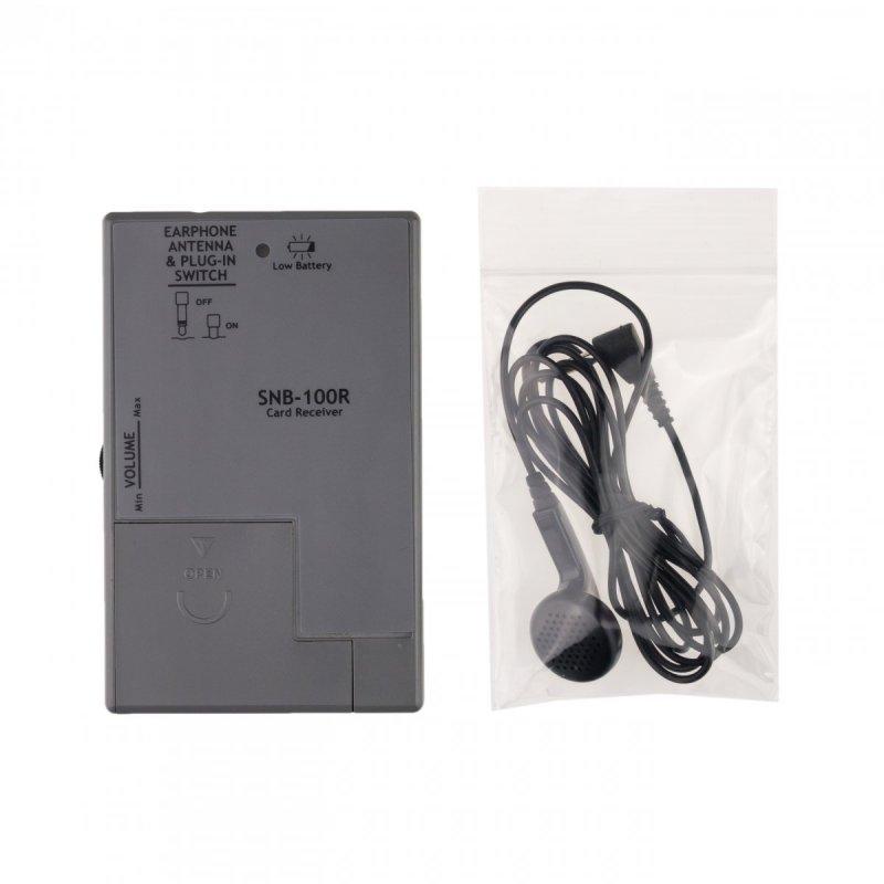 Mini UHF Prijímač SNB-100R pre RF odposluchy