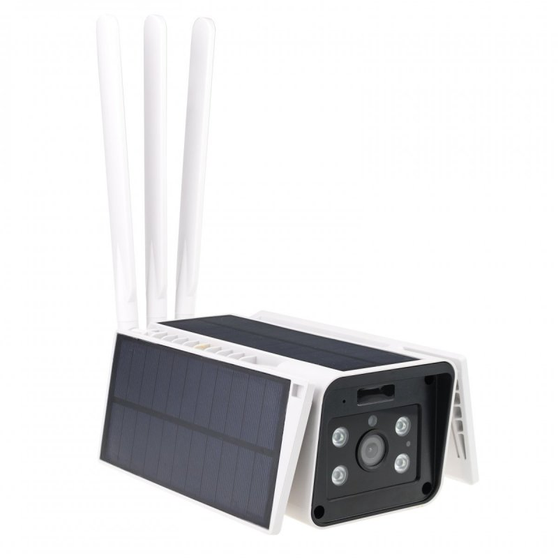 Napelemes 4G kamera Secutek SBS-NC37G