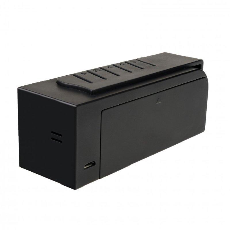 Digitální budík se skrytou WiFi kamerou Secutek SAH-IP035