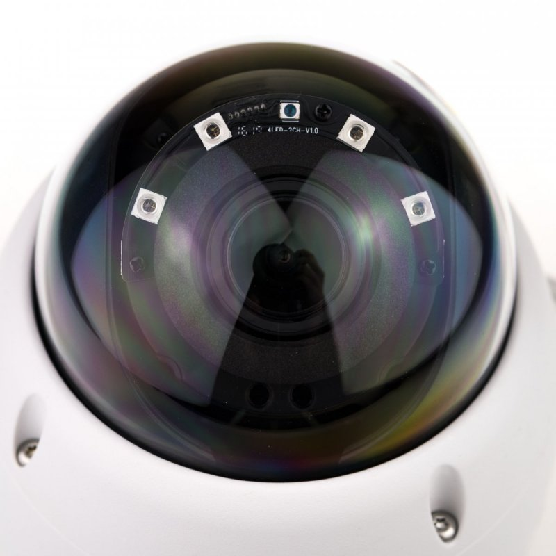 IP dome kamera Secutek SLG-LVDB3XSV800, IR 30m, 8MP