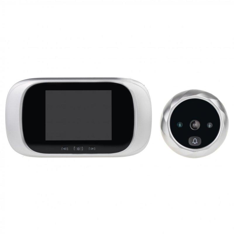 """Digitální dveřní kukátko SF-DD1 - 2,8"""" LCD, IR"""