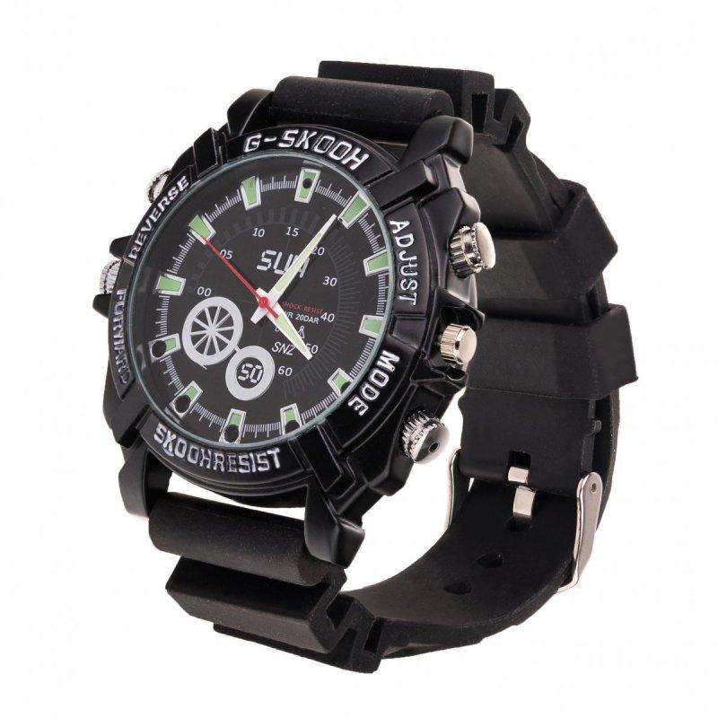 Armbanduhr mit eingebauter Kamera CW-01