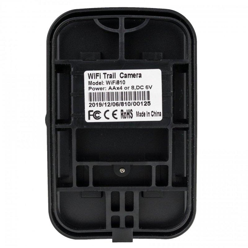 WiFi Vadkamera Secutek SST-WiFi810 - 20MP, IP65