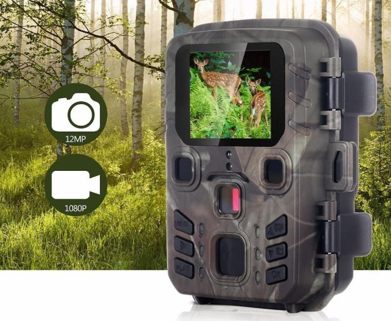 Mini Vadkamera Secutek SST-MiNi301 - 12MP, IP65