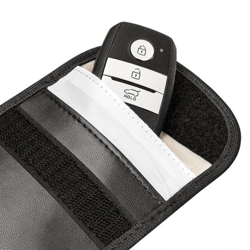 Защитен калъф за ключ на автомобил с безключов достъп Secutek SAI-OT71