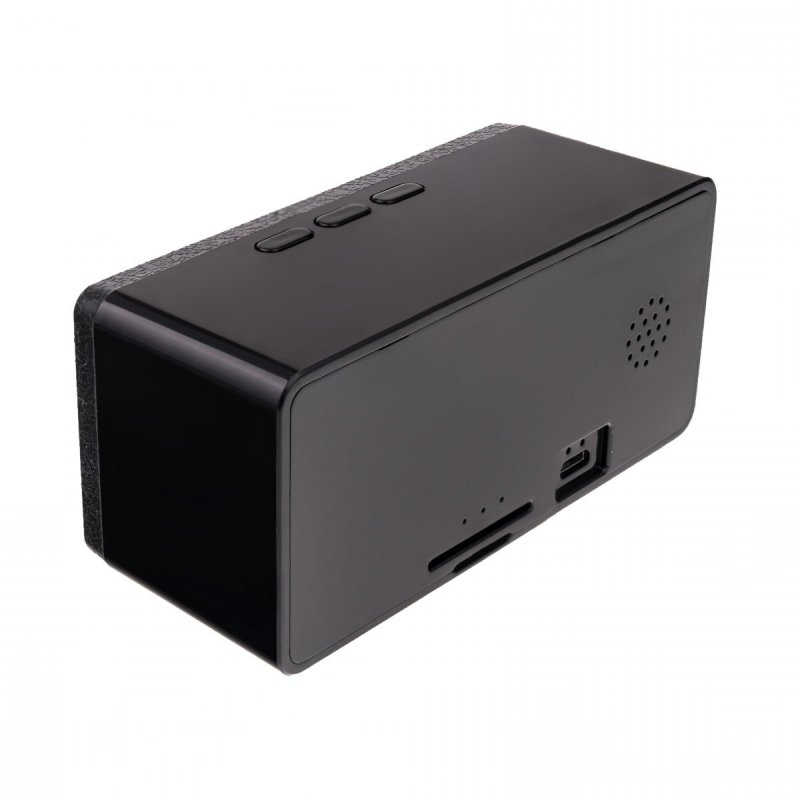 Дигитален будилник със скрита WiFi камера WF175