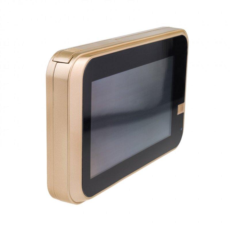 Digitális ajtókitekintő Secutek STZ-DB006P WiFi-vel
