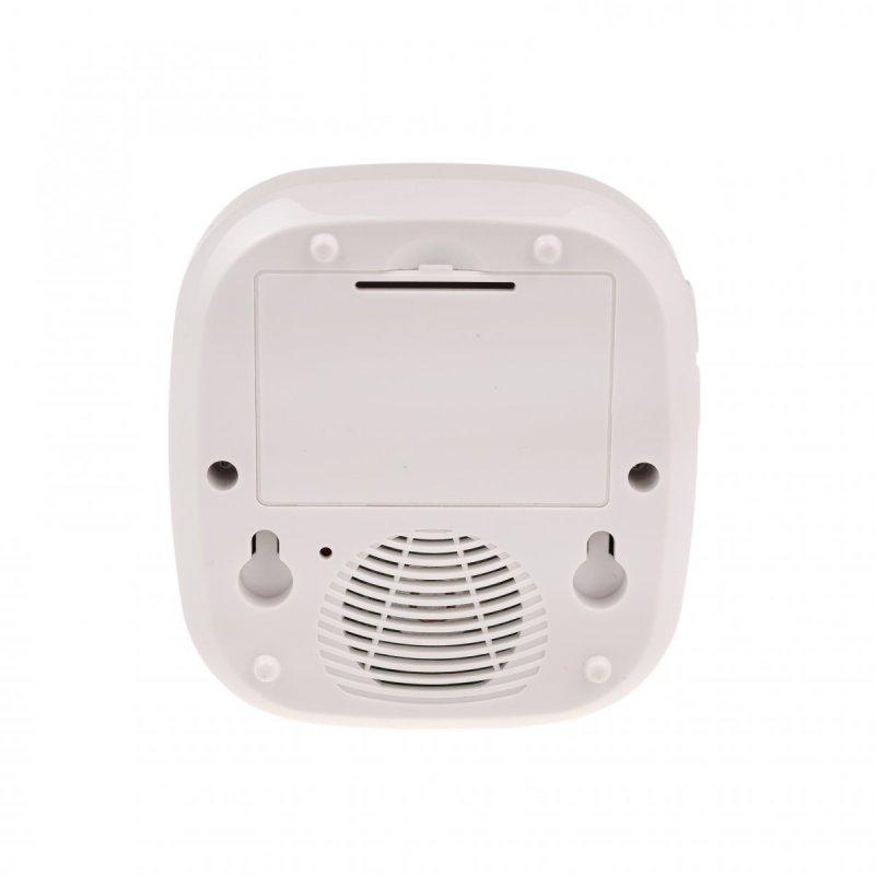 WiFi videós kaputelefon DBV03P + 433MHz csengő 80m-re