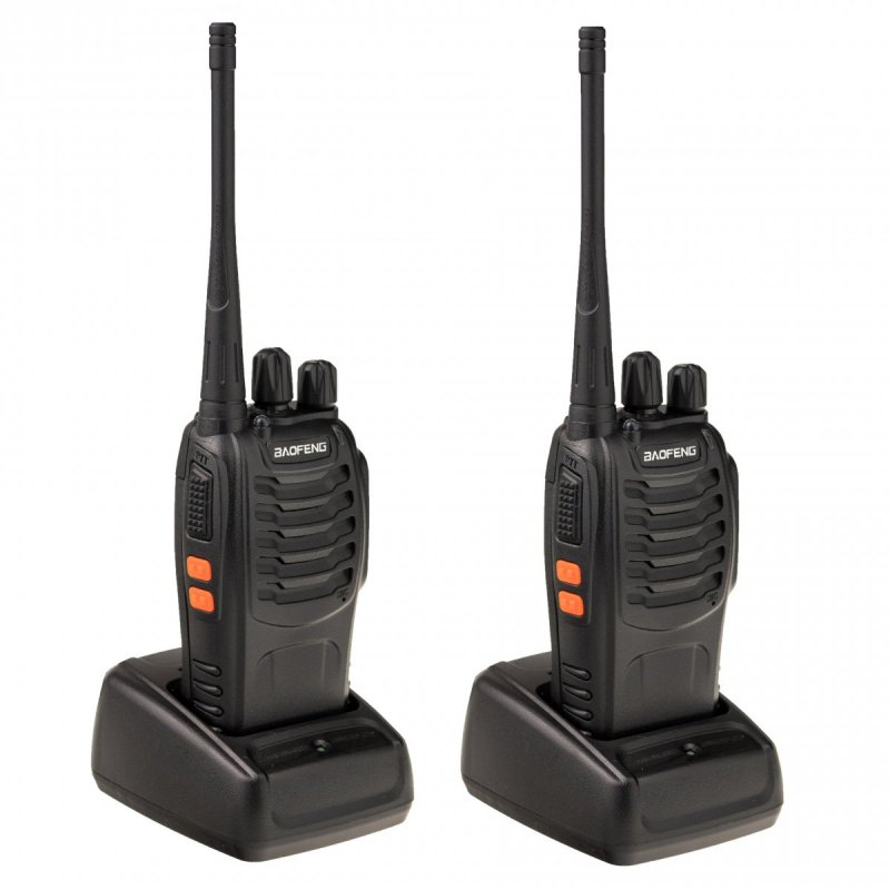 2 darab UHF adóvevő Baofeng BF-888S