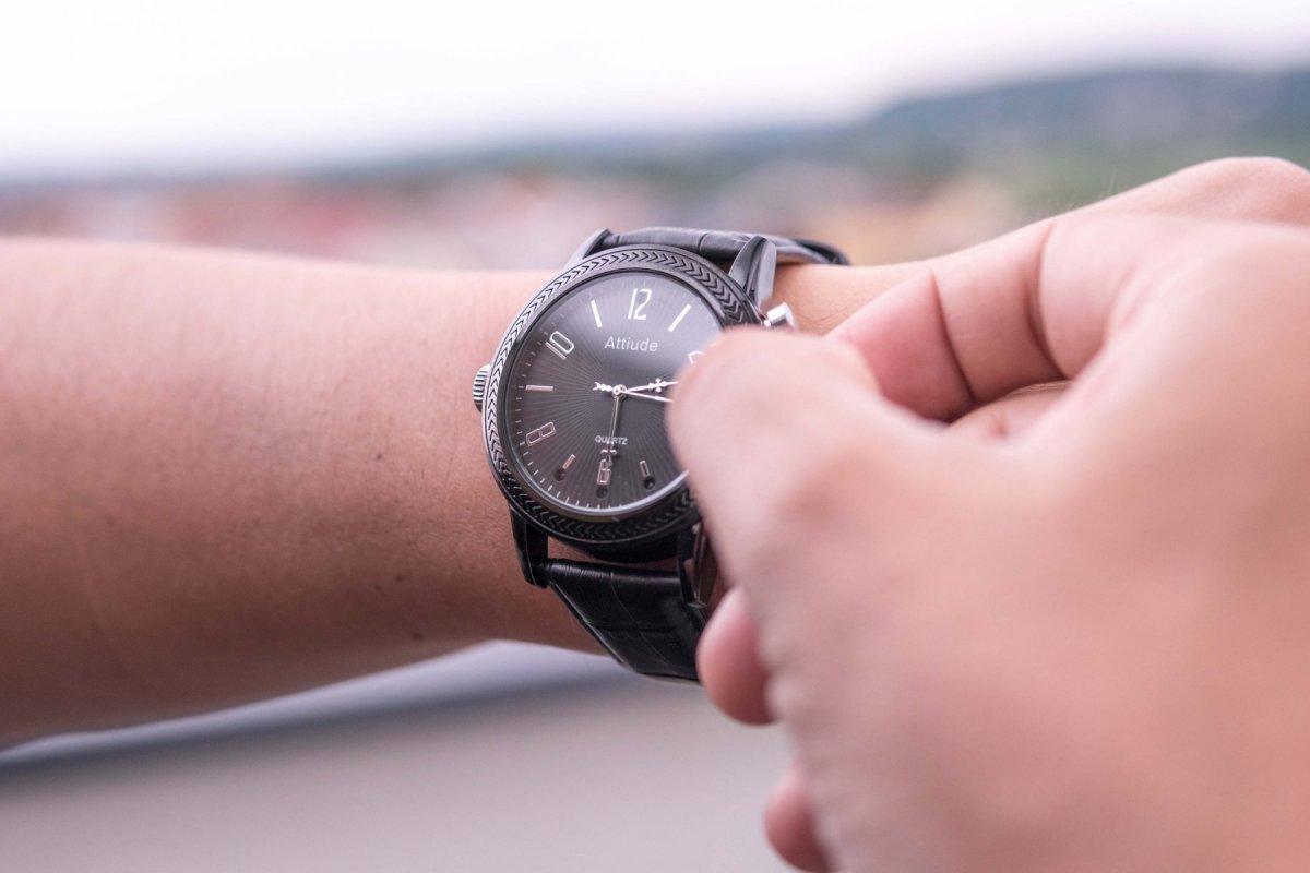 Špionážní hodinky s kamerou ML-S06