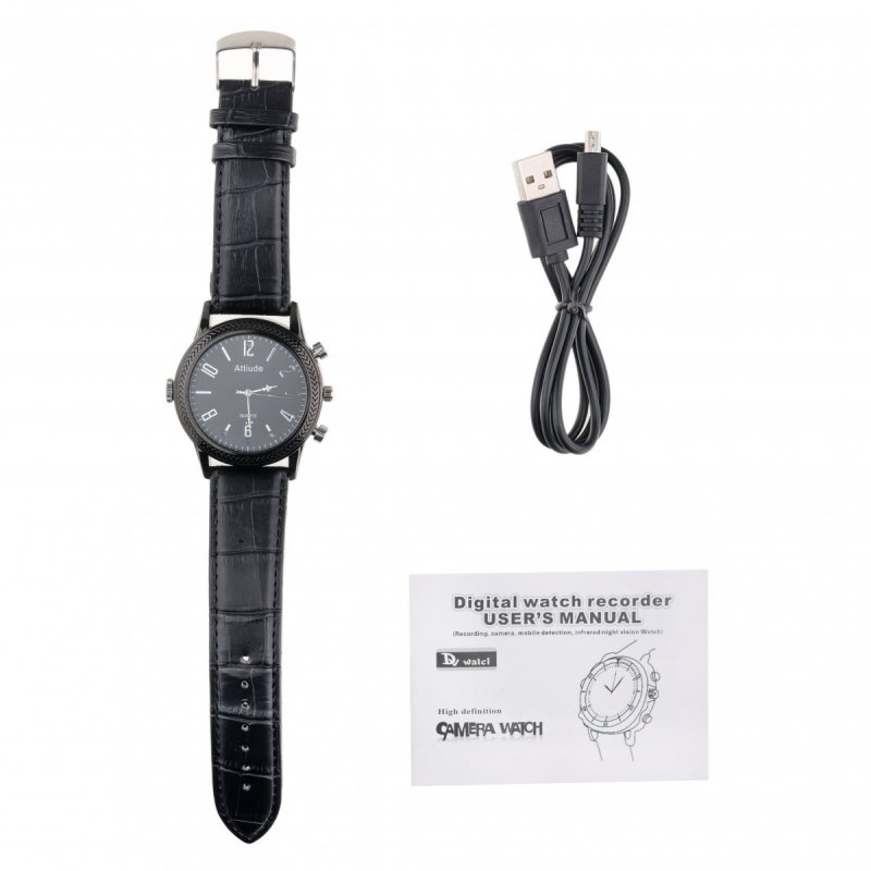 Špionážne hodinky s kamerou ML-S06