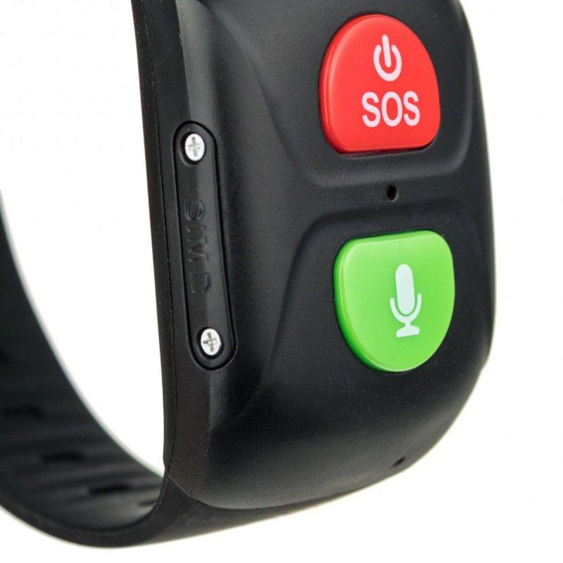 GPS Armband für Senioren SWX-S1