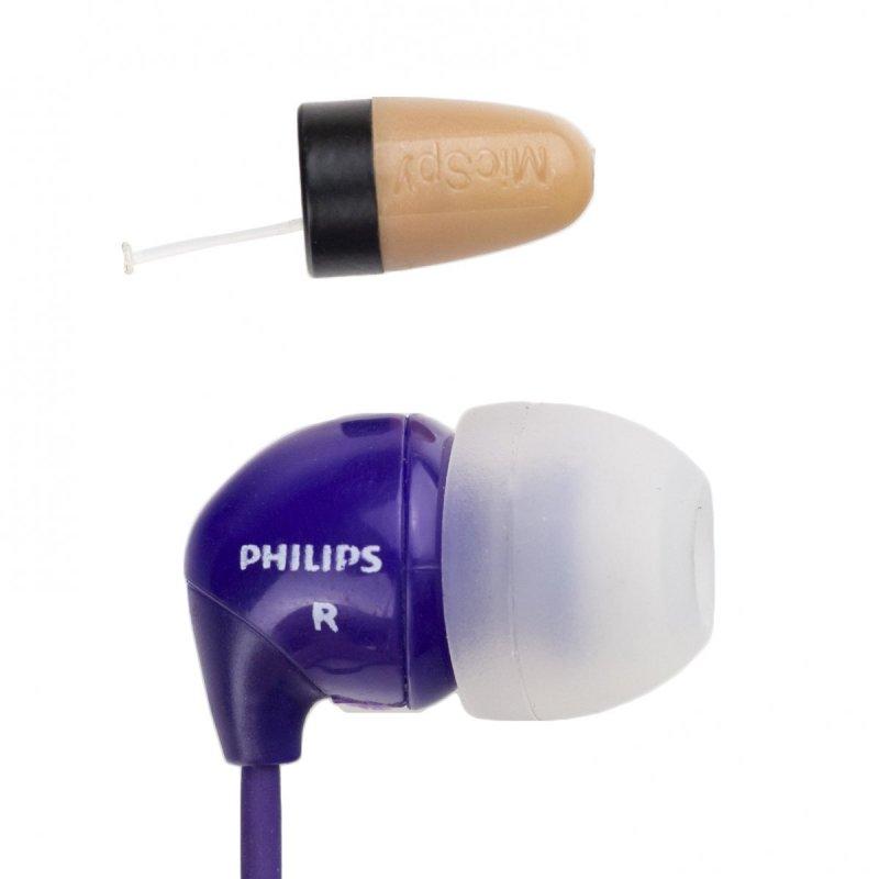 Mikro fülhallgató szett és GSM box knowles mikrofonnal