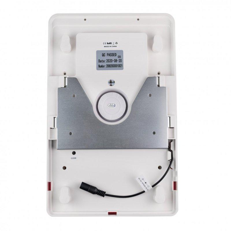 Vonkajšia bezdrôtová siréna LB-W08 k alarmom Secutek SWD