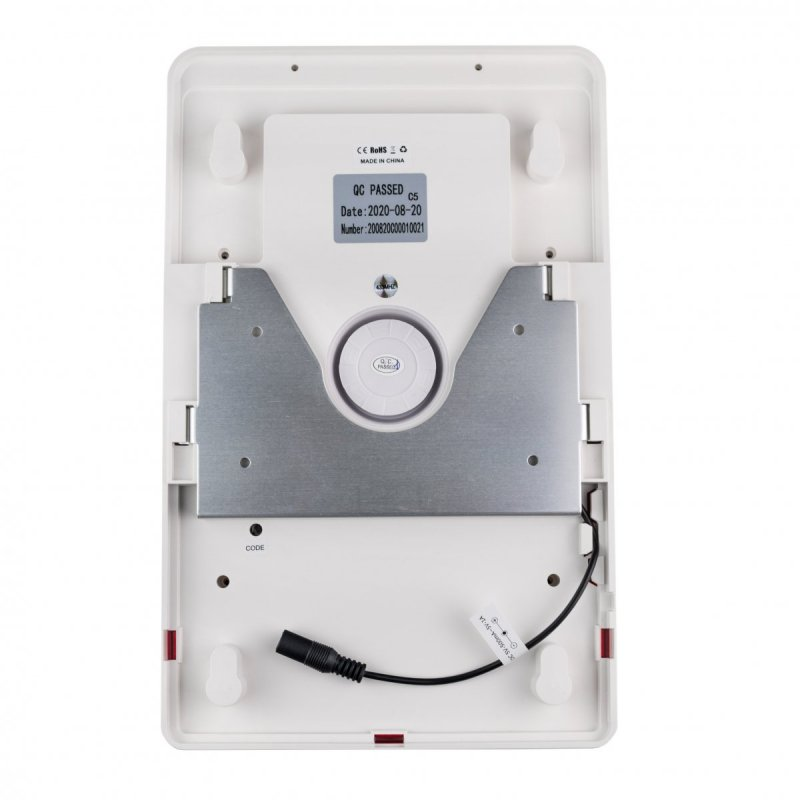 Drahtlose Außensirene LB-W08 für Secutek SWD-Alarme