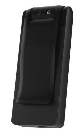 Minidiktiergerät mit drehbarer FullHD Kamera UC-30