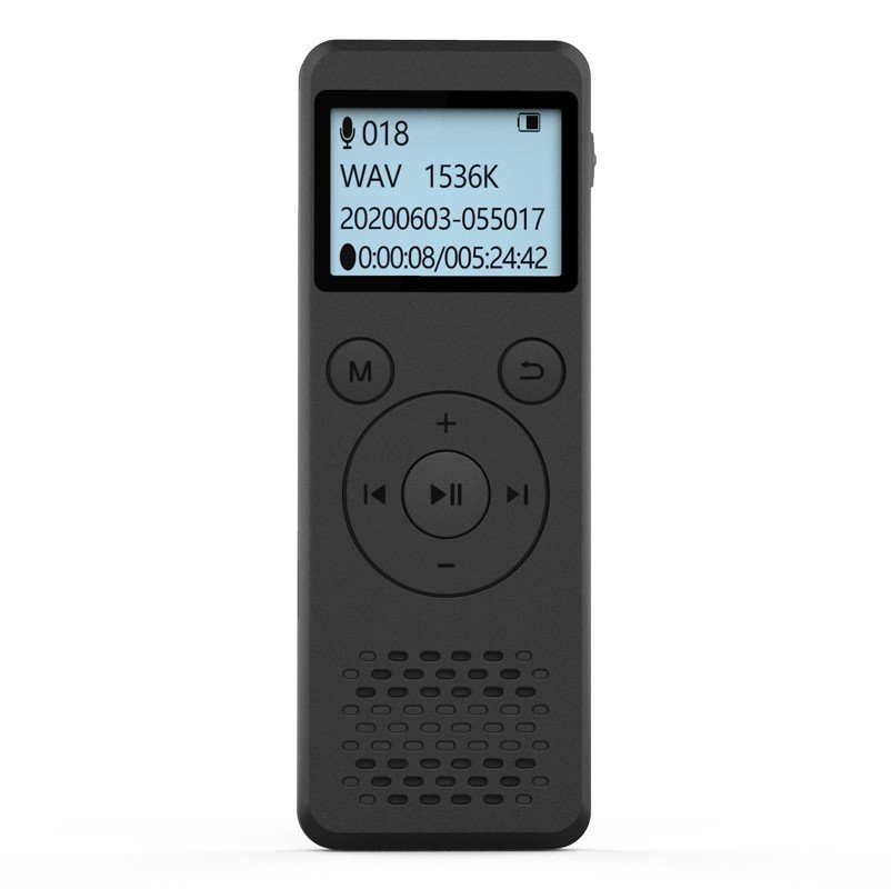 Profesionálny digitálny diktafón DVR-818