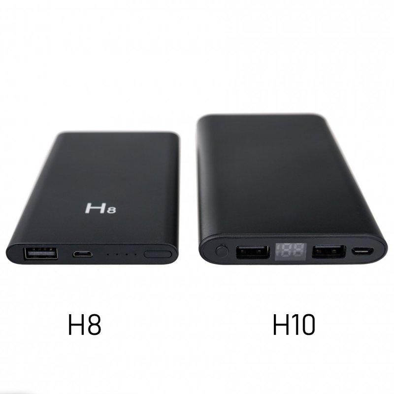 Velkokapacitní špionážní powerbanka H10