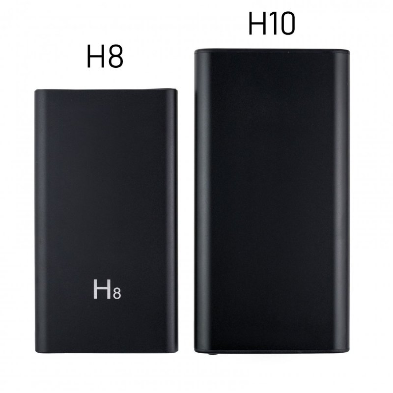 Powerbank H8 mit eingebauter WLAN Kamera
