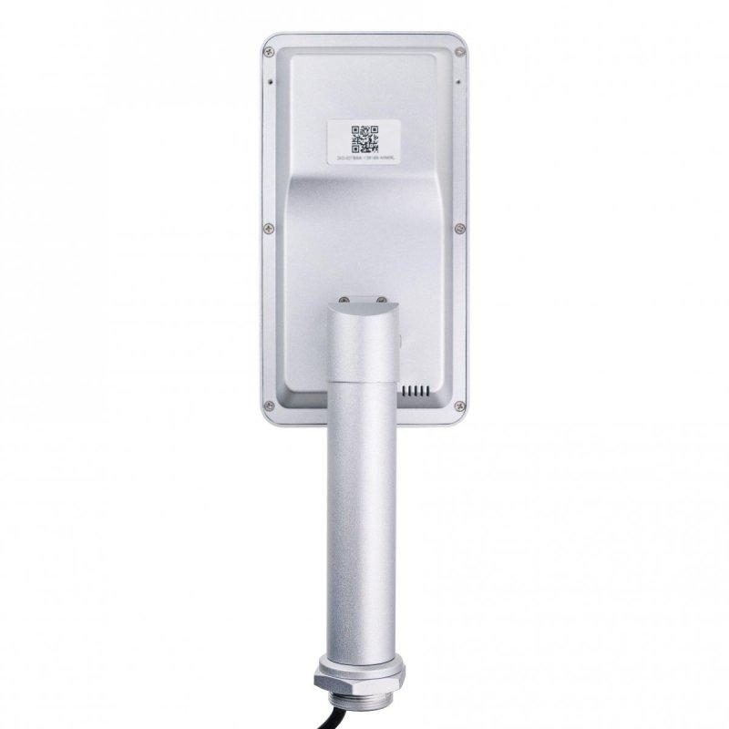 Kamera s rozeznáváním roušek, obličejů a měřením teploty Secutek SBS-H658T