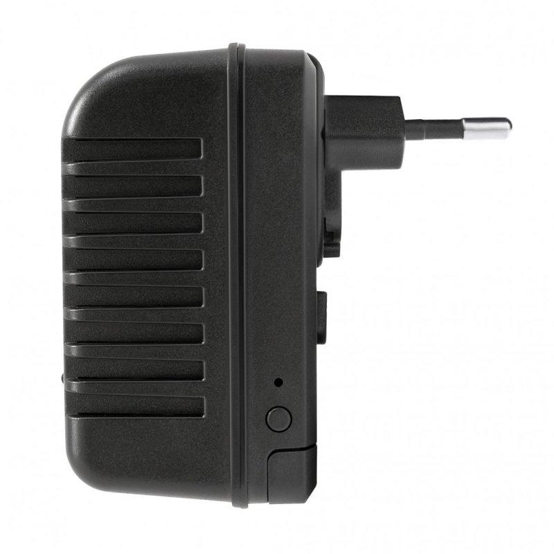 USB nabíjačka s Full HD kamerou Secutek SAH-IP005