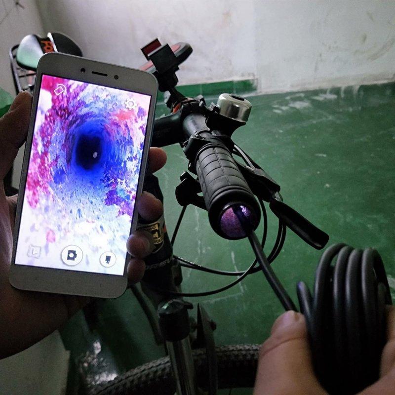 WiFi Inšpekčná kamera EndSc01 - 1,5m / 5,5mm