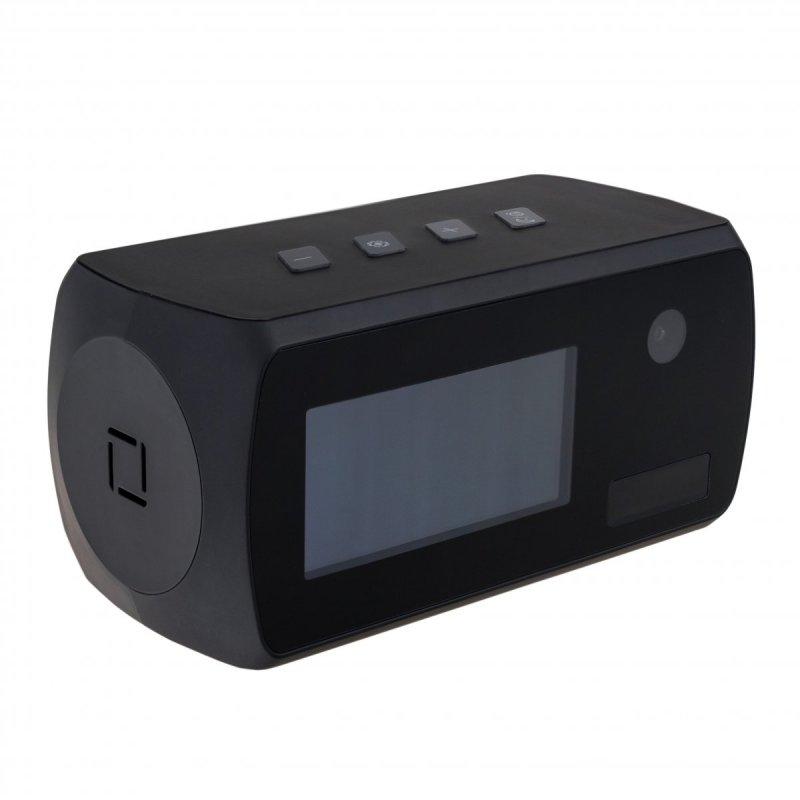 WiFi špionážní kamera Secutek SAH-LS006 - digitální budík