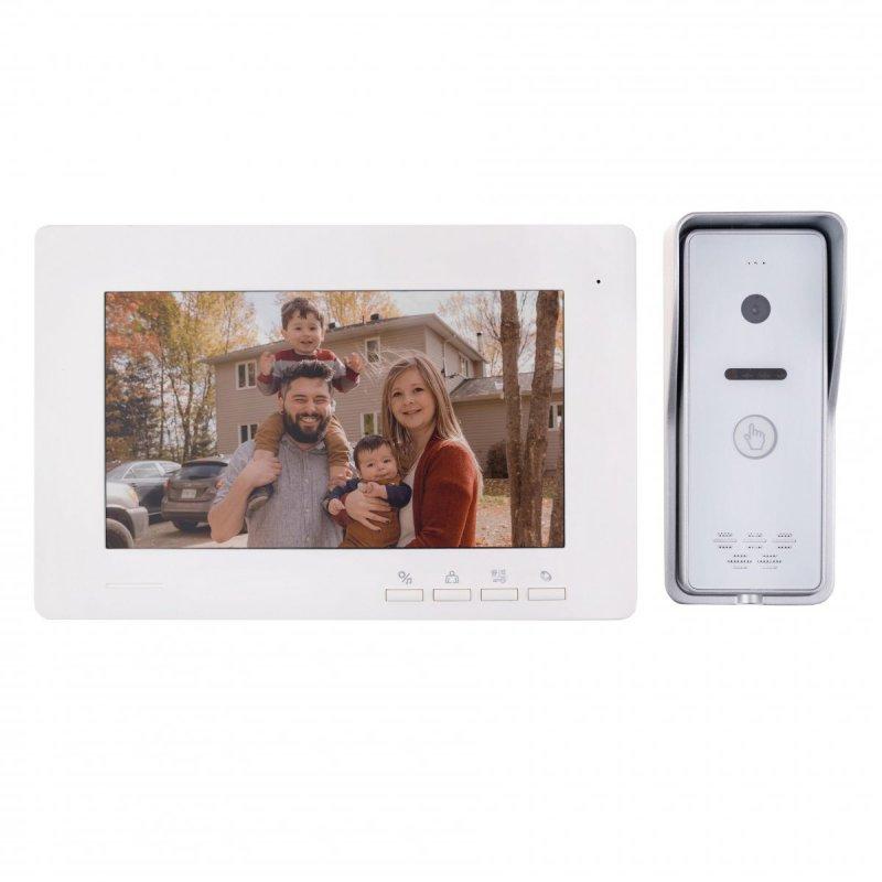 Wideodomofon Secutek VDP331+CAM203