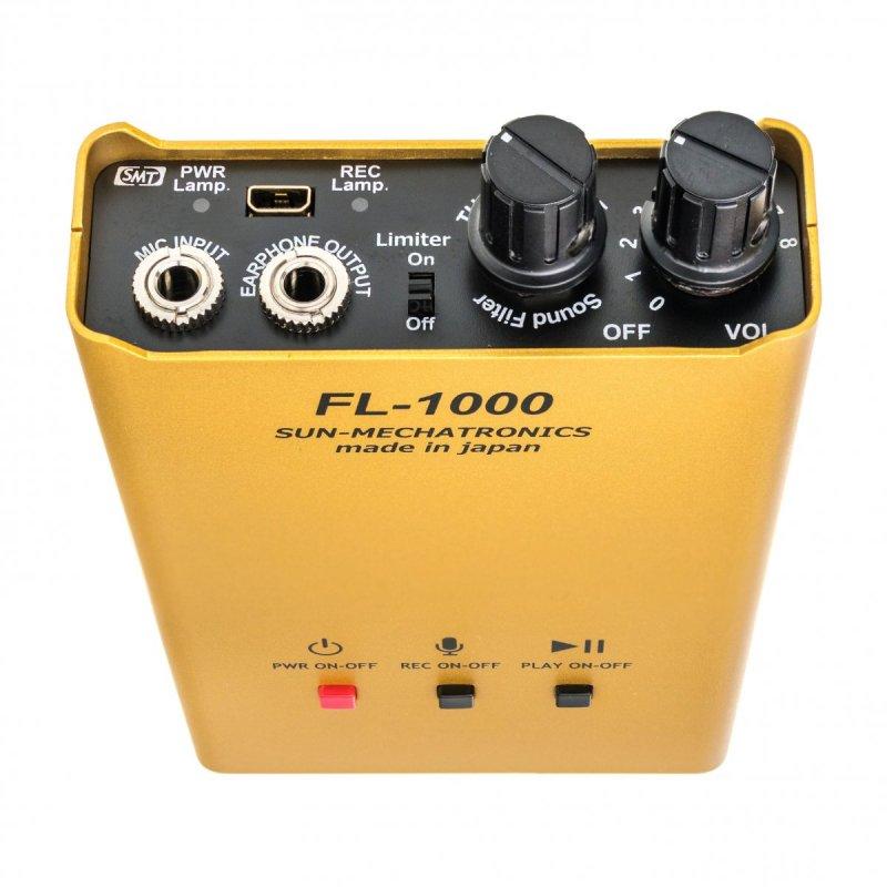 Audioüberwachung durch die Wand FL-1000