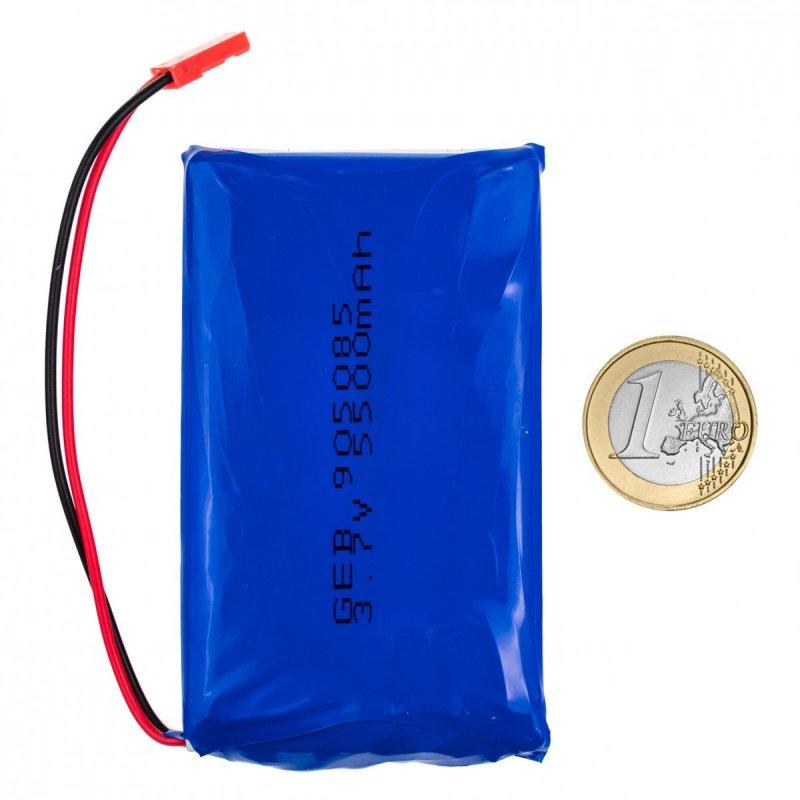 3.7V 5500mAh wiederaufladbarer Lithium-Akku