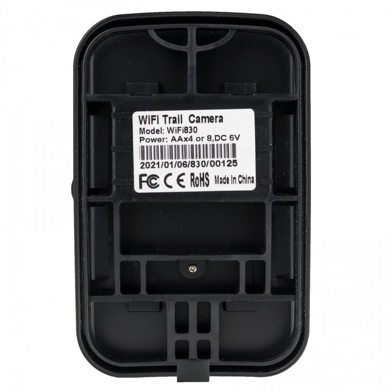 WiFi vadkamera Secutek SST-WiFi830 - 20MP, IP65