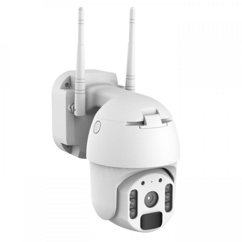Akkumulátoros napelemes 4G IP kamera Secutek SBS-QSD05G
