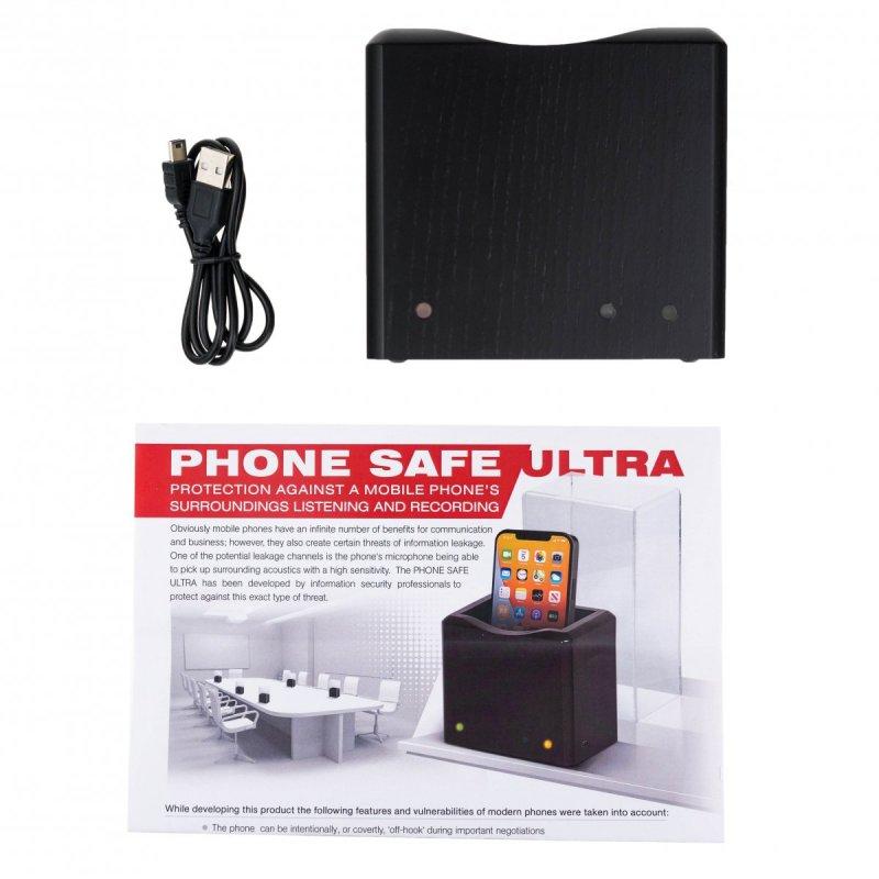 Phone Safe Ultra - Verhinderung des Abhörens von Telefon