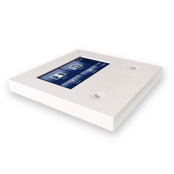 """Сензорен 4.3""""монитор за видео звънец Secutek SPL-432M"""